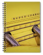 Super Charged Spiral Notebook
