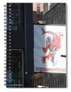Super Heros Spiral Notebook