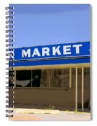 Super Market Spiral Notebook