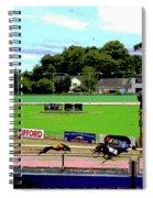 Superfine Paddy Spiral Notebook