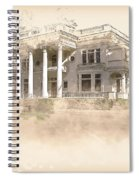 Superintendent's Home Drawing Spiral Notebook