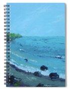 Superior Coast 1 Spiral Notebook