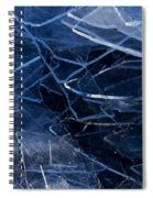 Superior Ice Spiral Notebook