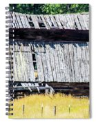 Superior, Montana 4 Spiral Notebook
