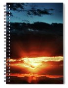 Superstition Sunrise Spiral Notebook