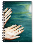 Supplication Spiral Notebook