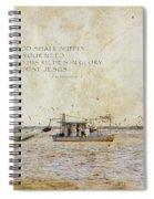 Supply Spiral Notebook