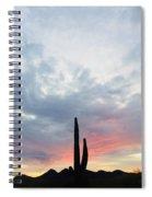 Surender To Softness Spiral Notebook