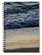 Surf And Sand Spiral Notebook