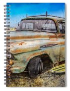 Surf City Here We Come Spiral Notebook