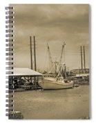 Surf City North Carolina Spiral Notebook