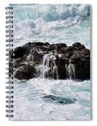 Surf No. 134-1 Spiral Notebook