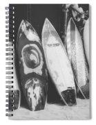 Surf Rodeo Spiral Notebook