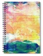 Surface Vector Spiral Notebook