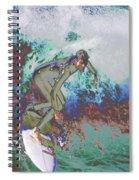 Surfer 3 Spiral Notebook