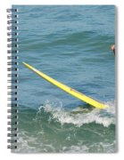 Surfer Dude Spiral Notebook