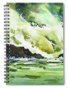Surfers Dream Spiral Notebook