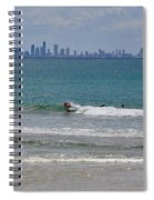 Surfers Paradise  Spiral Notebook