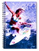 Surfing Legends 6 Spiral Notebook