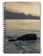 Leo Carrillo Beach Spiral Notebook
