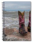 Surf's Up Spiral Notebook