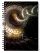 Surmising The Potentialities Spiral Notebook