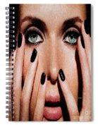 Surprised Spiral Notebook