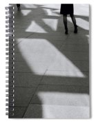 Surreal Space Spiral Notebook