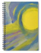 Surreal Sunset Spiral Notebook