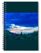 Surrender To Silence Spiral Notebook
