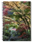 Surrounded By Color Spiral Notebook