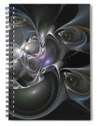 Surveillance State Spiral Notebook
