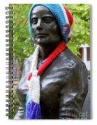 Susan B Anthony Spiral Notebook