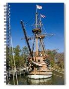 Susan Constant Replica Spiral Notebook