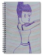 Susan Spiral Notebook