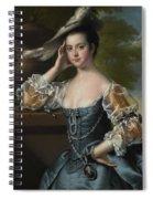 Susannah  Spiral Notebook