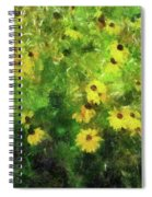 Susan's Field Spiral Notebook