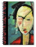 Sushi Lover Spiral Notebook