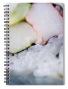 Sushi Roll Spiral Notebook