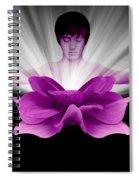 Suspend Belief Spiral Notebook