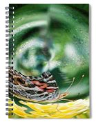 Suspended In Time Spiral Notebook