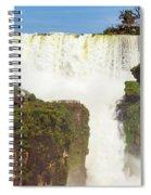 Suspended Land Spiral Notebook