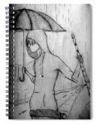 Suspense  Spiral Notebook