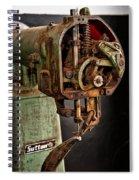 Suttan Sewing Machine Spiral Notebook