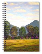 Sutter Buttes In Springtime Spiral Notebook