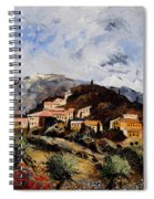 Suzette Provence  Spiral Notebook