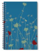 Suzy's Meadow Spiral Notebook
