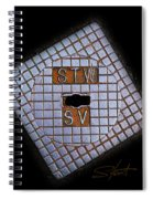 SV Spiral Notebook