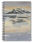 Svalbard Spiral Notebook