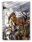 Sw Indian Spiral Notebook